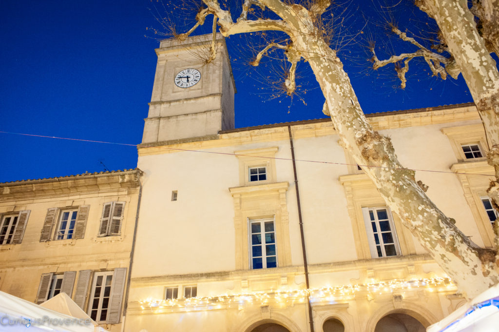 st remy de provence town hall
