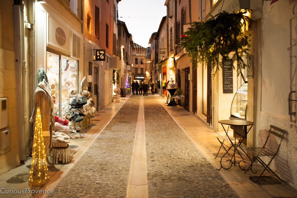 saint remy de provence in december