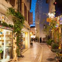 saint remy de provence christmas curious provence