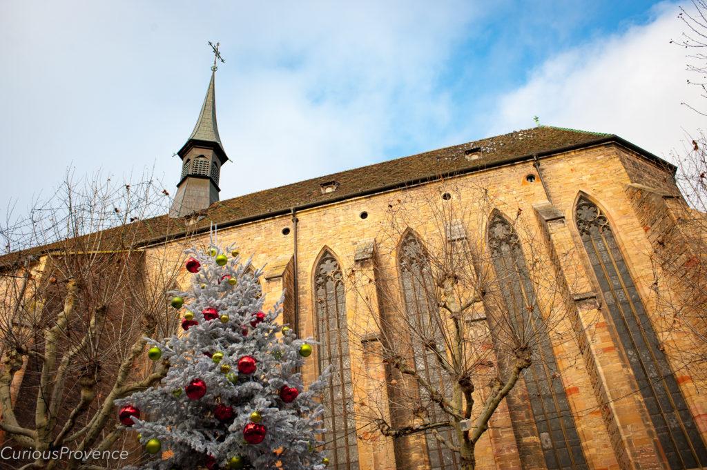 colmar church curious provence
