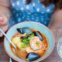 provencal fish soup recipe curious provence
