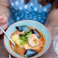 provencal fish soup recipe curious provence