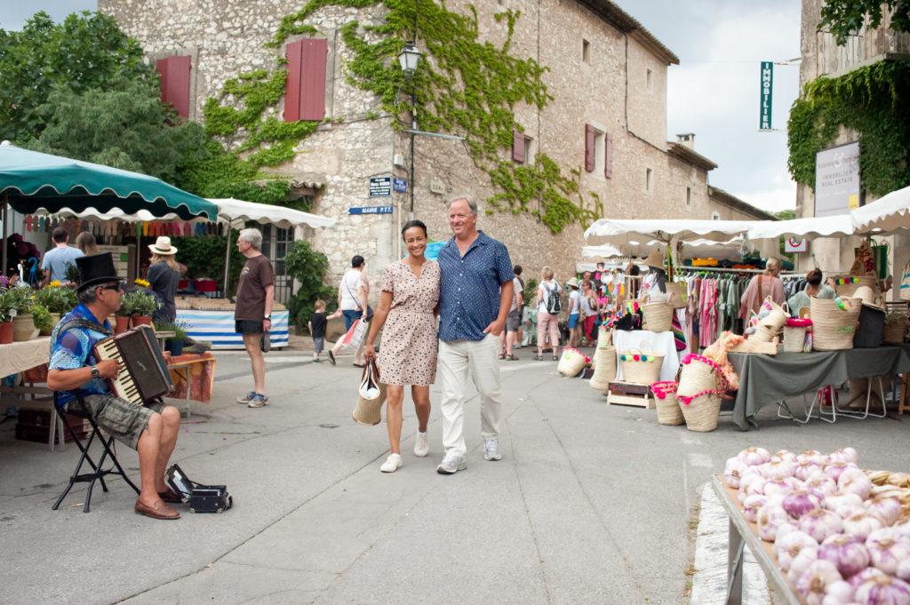 provence market tour curiousprovence