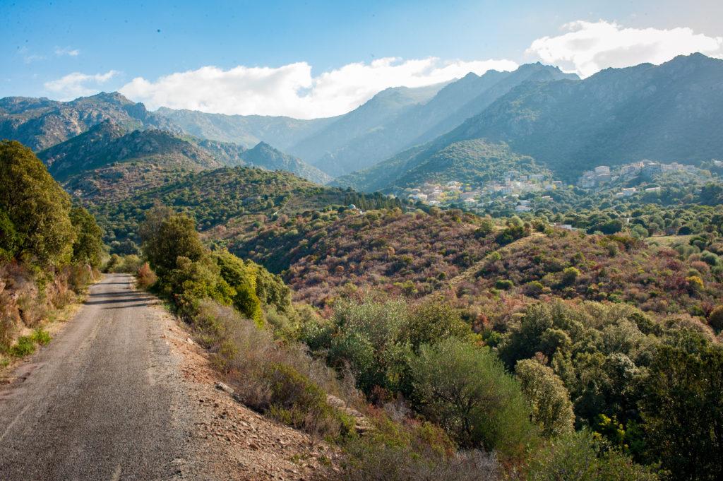 mountains corsica curious provence