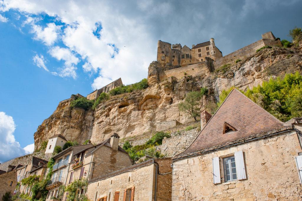 Beynac castle curious provence