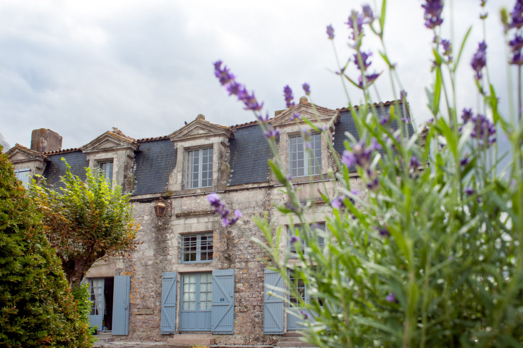 Chateau Saussignac by curious provence