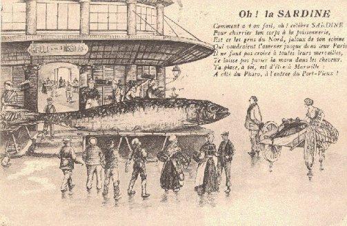 sardine Marseille