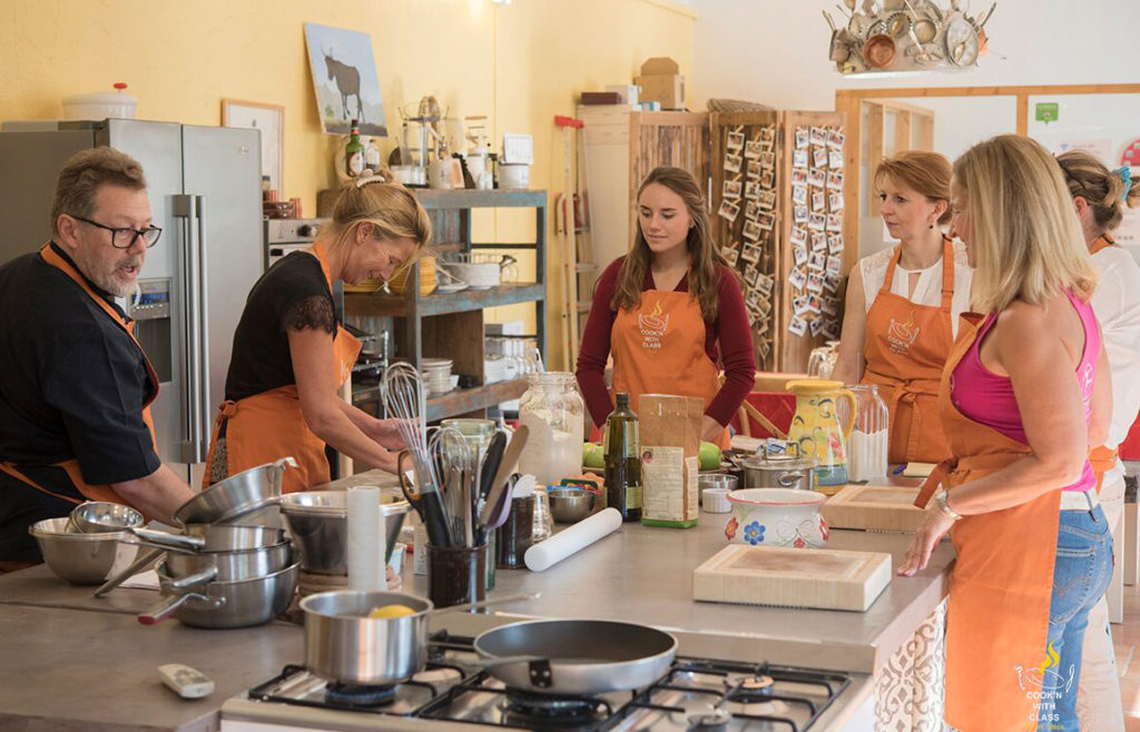 cooking class uzes