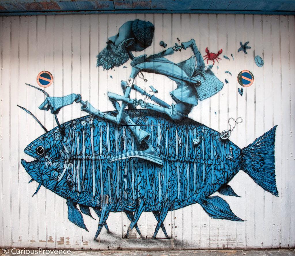 grafitti sète