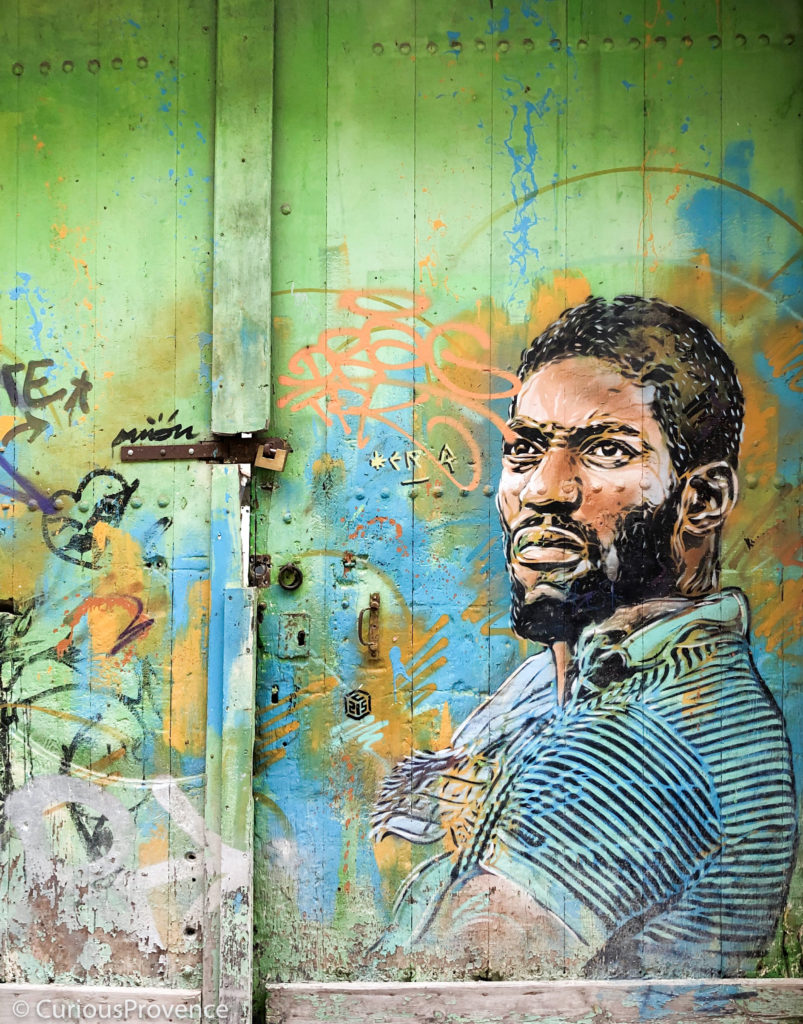 Urban art Sète
