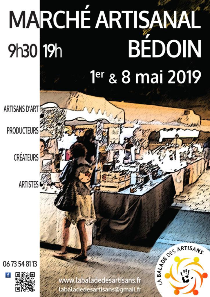 artisanal market bedoin