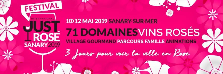 Just rosé festival sanary sur mer